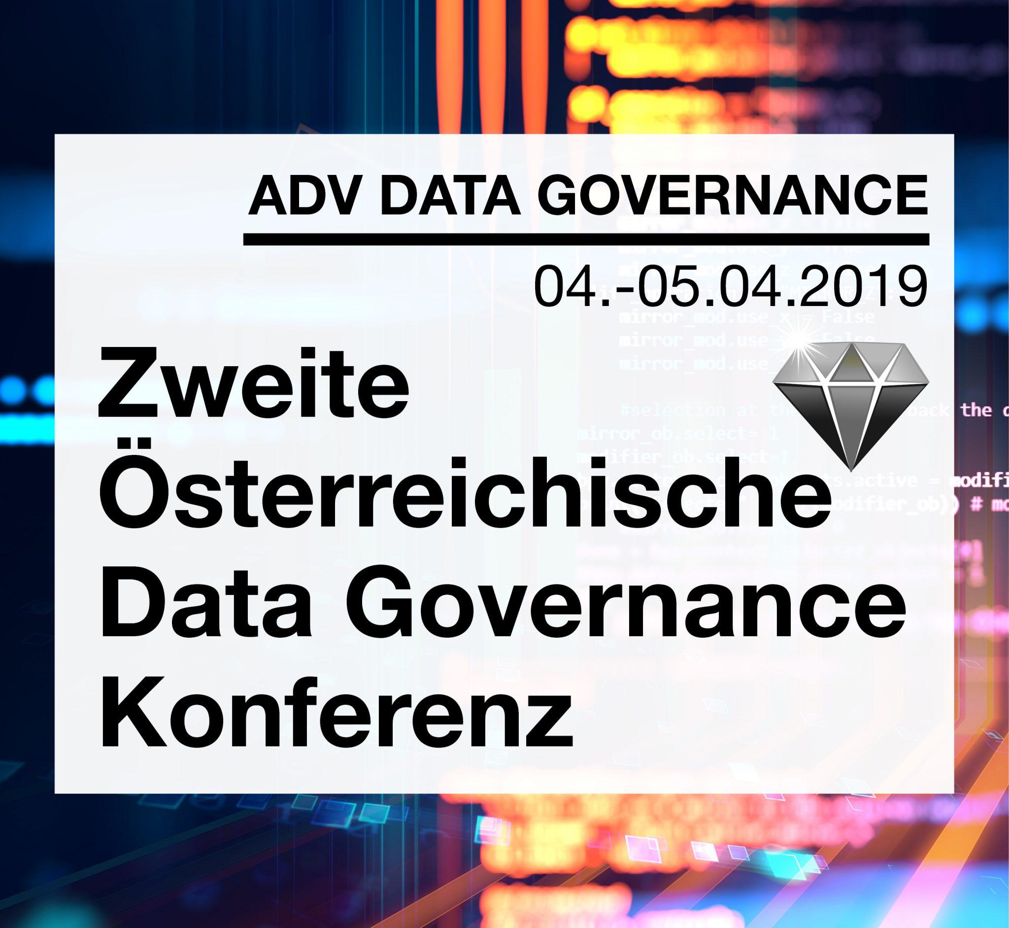 Zweite Österreichische Data Gov Konferenz