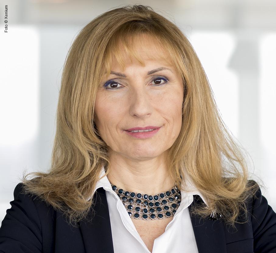 Ing. Mag. Sabine Lehner