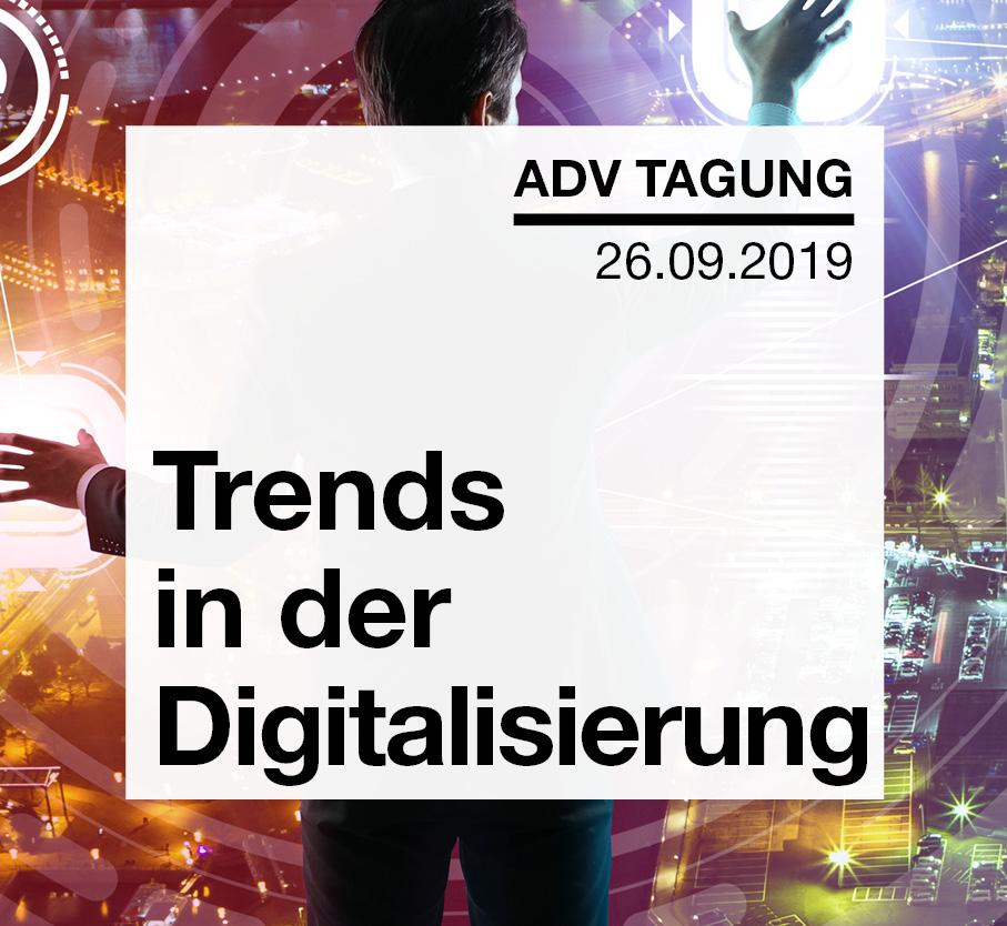 Trends in der Digitalisierung